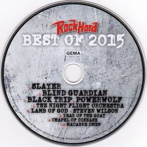 Rock Hard - Best Of 2015 (CD) - Bild 3