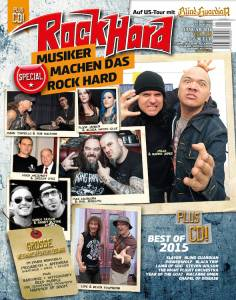 Rock Hard - Best Of 2015 (CD) - Bild 5