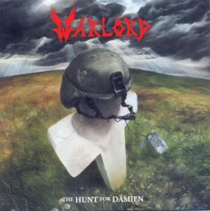 Warlord: Hunt For Damien, The - Cover