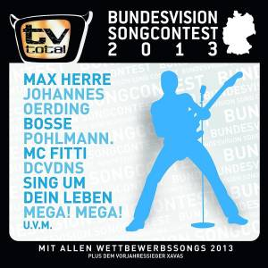 Cover - De Fofftig Penns: Bundesvision Songcontest 2013