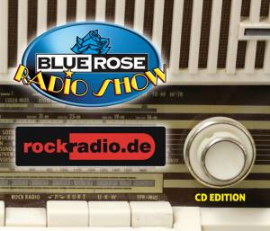 Cover - Continental Drifters: Blue Rose - Blue Rose Radio Show