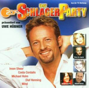 ZDF-Schlagerparty, Die - Cover
