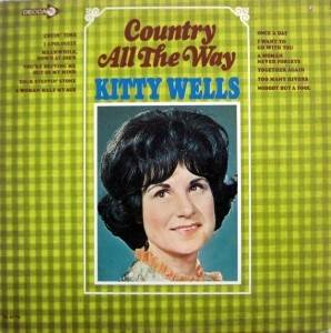 Cover - Kitty Wells: Country All The Way