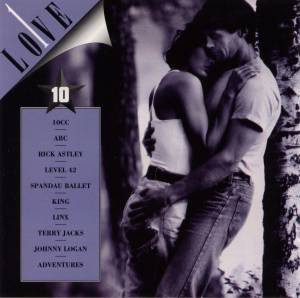 Cover - Linx: 10 Star Collection - Love 1