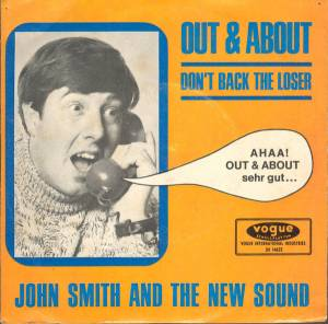 Cover - John Smith & The New Sound: Out And About
