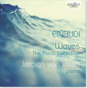 Cover - Ludovico Einaudi: Einaudi Waves - The Piano Collection