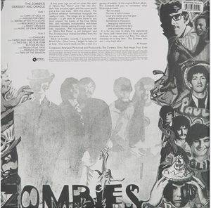 The Zombies: Odessey And Oracle (LP) - Bild 2