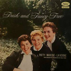 Cover - Andrews Sisters, The: Fresh And Fancy Free