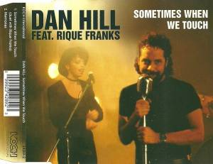 Cover - Dan Hill: Sometimes When We Touch