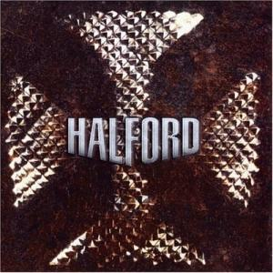 Halford: Crucible - Cover