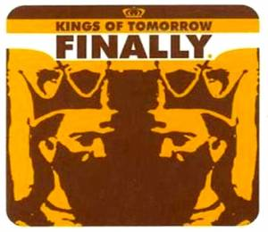 Cover - Kings Of Tomorrow: Finally