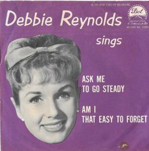 Cover - Debbie Reynolds: Am I That Easy To Forget
