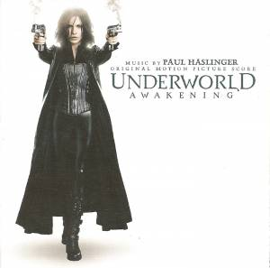 Cover - Angelspit: Underworld Awakening