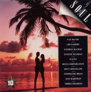 Cover - Van McCoy & The Soul City Symphony: 10 Star Collection - Soul 3
