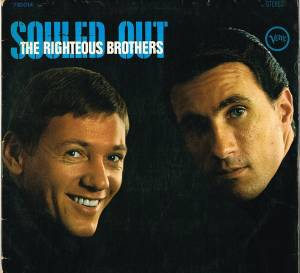 Cover - Righteous Brothers, The: Souled Out