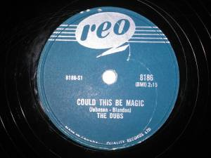 Cover - Dubs, The: Could This Be Magic