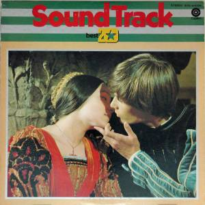 Cover - Alain Delon: Sound Track Best 20