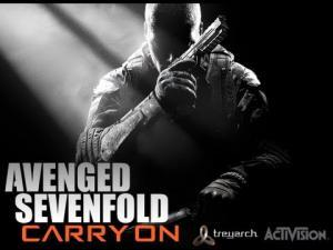 Avenged Sevenfold: Carry On - Cover