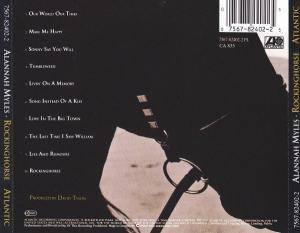 Alannah Myles: Rockinghorse (CD) - Bild 6