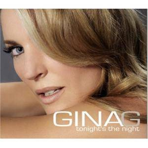 Cover - Gina G: Tonight's The Night