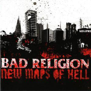 Bad Religion: New Maps Of Hell - Cover