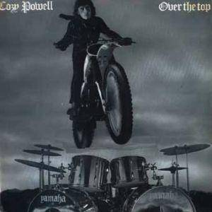 Cozy Powell: Over The Top (LP) - Bild 1