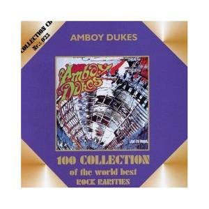 The Amboy Dukes: Amboy Dukes, The - Cover