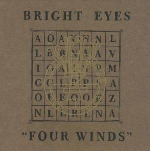 Bright Eyes: Four Winds - Cover