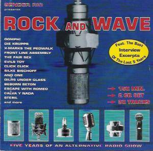 Sender Rio Presents Rock And Wave - Cover