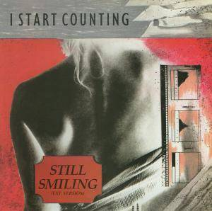 I Start Counting: Still Smiling - Cover