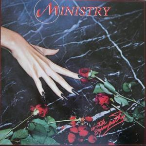 Ministry: With Sympathy - Cover