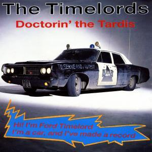 KLF, The, Timelords, The: Doctorin' The Tardis - Cover