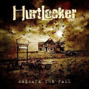 Hurtlocker: Embrace The Fall - Cover