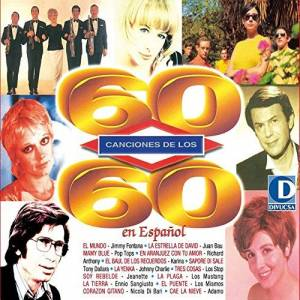 Cover - Richard Anthony: 60 Canciones De Los 60