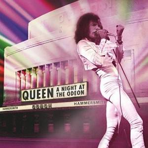 Queen: Night At The Odeon, A - Cover