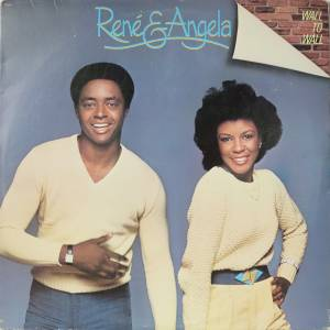Cover - René & Angela: Wall To Wall