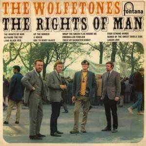 Cover - Wolfe Tones: Rights Of Man, The