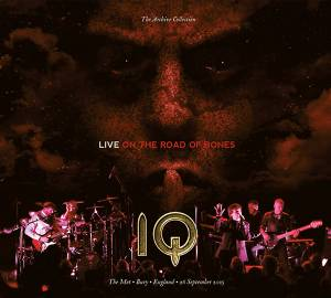 IQ: Live On The Road Of Bones - Cover