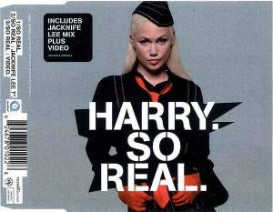 Cover - Harry: So Real