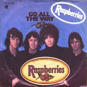 Cover - Raspberries: Go All The Way