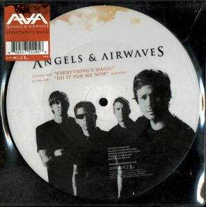 Cover - Angels & Airwaves: Everything's Magic
