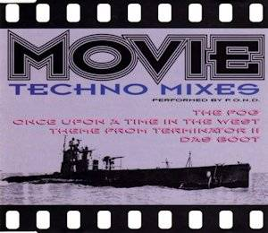 Cover - POND: Movie Techno Mixes