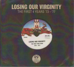 Cover - Clearlight: Losing Our Virginity - The First 4 Years '73 - '77