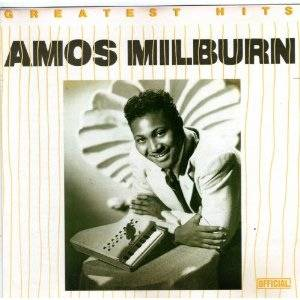 Cover - Amos Milburn: Greatest Hits