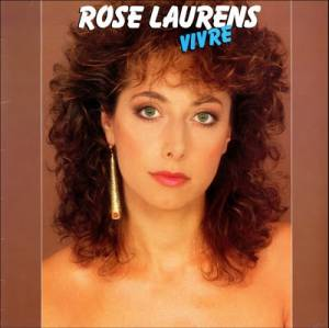 Cover - Rose Laurens: Vivre