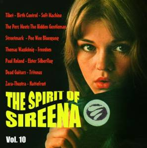 Spirit Of Sireena Vol. 10, The - Cover