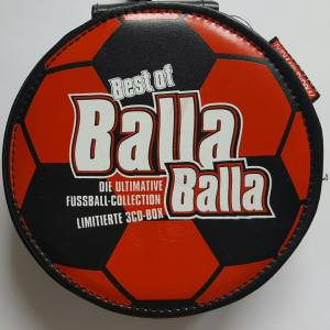 "Cover - Petar ""Radi"" Radenkovic: Best Of Balla Balla"