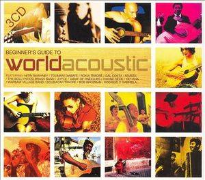 Beginner's Guide To World Acoustic - Cover