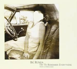 Cover - Bic Runga: Try To Remember Everything - Rare & Unreleased
