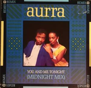 Cover - Aurra: You And Me Tonight